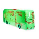Design: Circuit Bus Artist: Eloise Kerr  About the artist Eloise Kerr is a Scottish artist and