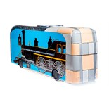 Design: Do The Locomotive Artist: Anna Rawles and Jennifer Rodgers  About the artist Anna and