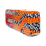 Artist: Beth Quinton  Design: Moquette    About the artist   This design is based on the colours and