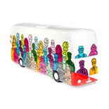 Artist: Edward Carvalho-Monaghan  Design: Route Masters    About the artist   To celebrate Transport