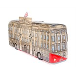 Artist: Mandii Pope  Design: Buckingham Palace Bus    About the artist   Inspired by iconic London