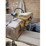 Radial Floor Model Drill Press