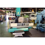 "CNC VERTICAL MACHINING CENTER, DAH-LIH MDL. MCV610, Fanuc OM CNC control, 18"" x 37.4"" table,"