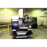 "CNC VERTICAL MACHINING CENTER, HURCO MDL. CSX50, new 2003, Hurco Ultimax SSM CNC control, 10"" x"