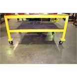ROLLER TABLE, 6' x 4'
