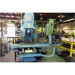 "CNC VERTICAL MACHINING CENTER, HURCO MDL. MB1, Hurco MB1 CNC control, #30 quick switch spdl., 12"""