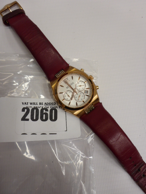 Lot 2060 - Bulova ladies wristwatch