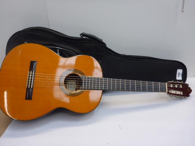 Lot 2024 - Nagoya Auzuki accoustic guitar in carry case