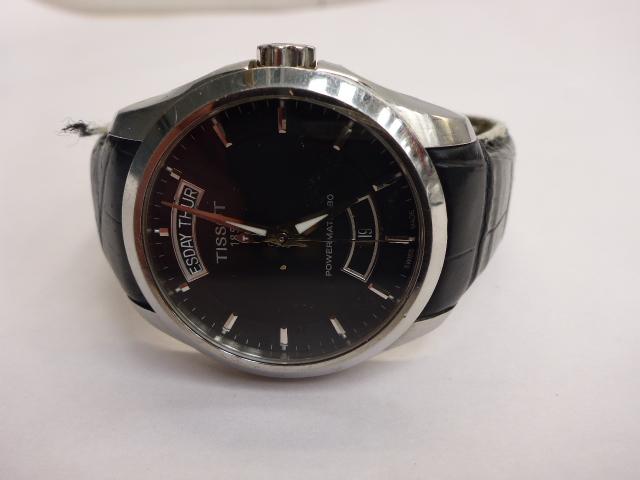 Lot 2026 - Tissot 1883 Powermatic 80 gents wristwatch
