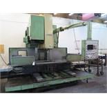 Mori Seiki MV-50W CNC Vertical Machining Center s/n 3 w/ Fanuc System 6-M Controls, 32-Station ATC,