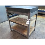 24 x 36 x 4 ¼ Granite Surface Plate w/ Stand