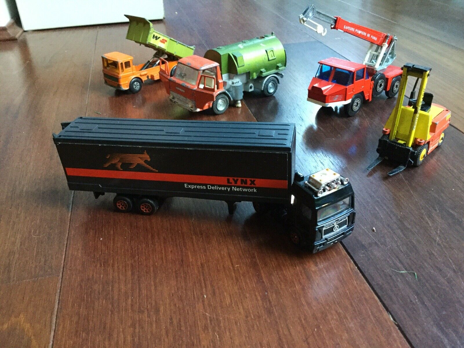 Lot 24 - Group of Vintage Dinky Toys