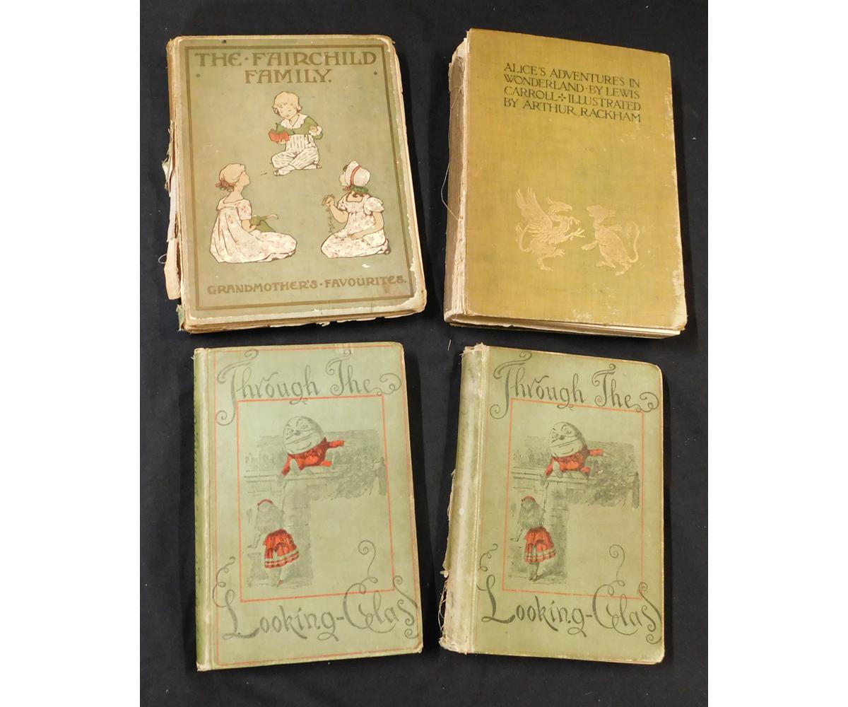 LEWIS CARROLL [ie CHARLES LUTWIDGE DODGSON]: ALICE'S ADVENTURES IN WONDERLAND, illustrated Arthur