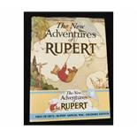 THE NEW ADVENTURES OF RUPERT, 1985 facsimile of 1936 annual, 4to, original cloth, dust-wrapper,