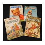 MORE RUPERT ADVENTURES, [1952] annual, price unclipped, 4to, original pictorial boards, worn, top
