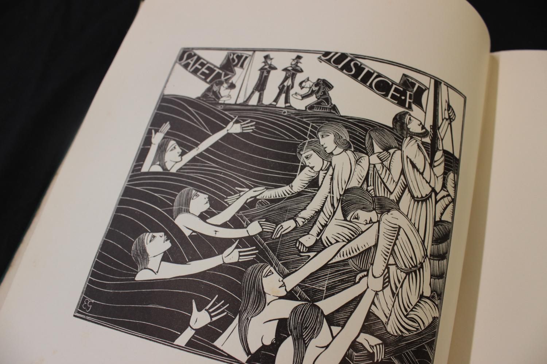 LEWIS CARROLL [ie CHARLES LUTWIDGE DODGSON]: ALICE'S ADVENTURES IN WONDERLAND, illustrated Arthur - Image 9 of 10