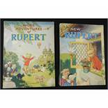 THE NEW RUPERT BOOK, [1946] annual, 4to, original pictorial wraps, top wrap with small part los+
