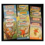 RUPERT ADVENTURE SERIES [1952, 1954-58], Nos 13, 19, 23-30, 34-35, 4to, original pictorial wraps,