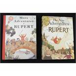 THE NEW ADVENTURES OF RUPERT, 1985 facsimile of 1936 annual, 4to, original cloth, dust-wrapper +