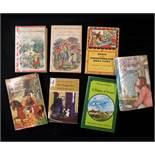 BARBARA WILLARD: 7 titles: THE DRAGON BOX, 1972, 1st edition, original pictorial boards, dust-
