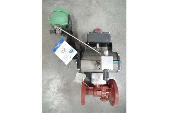 Unused Virgo 25RB 300WBC / SS316 25mm quick shut-off valve