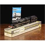 "A Wrenn ""Sir William Stanier 6256"" Duchess Class 8P 4-6-2 LMS Black Locomotive W2227A in it's"
