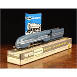 An Extremely Rare Wrenn W2301 Streamlined Coronation class steam locomotive Queen Elizabeth in LMS