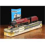 "A Wrenn ""City of London 46245"" Duchess Class 8P 4-6-2 BR Maroon Locomotive W2226,"