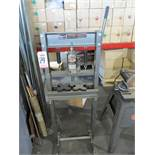 CENTRAL MACHINERY 12-TON H-FRAME SHOP PRESS