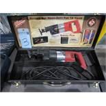 Milwaukee sawzall plus with one inch stroke S# 985A399061859
