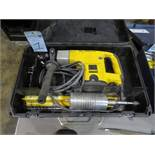 Dewalt 1 1/2in rotary hammer drill S# 005169