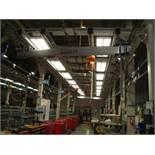 Overhead Steel Mfg. Structure