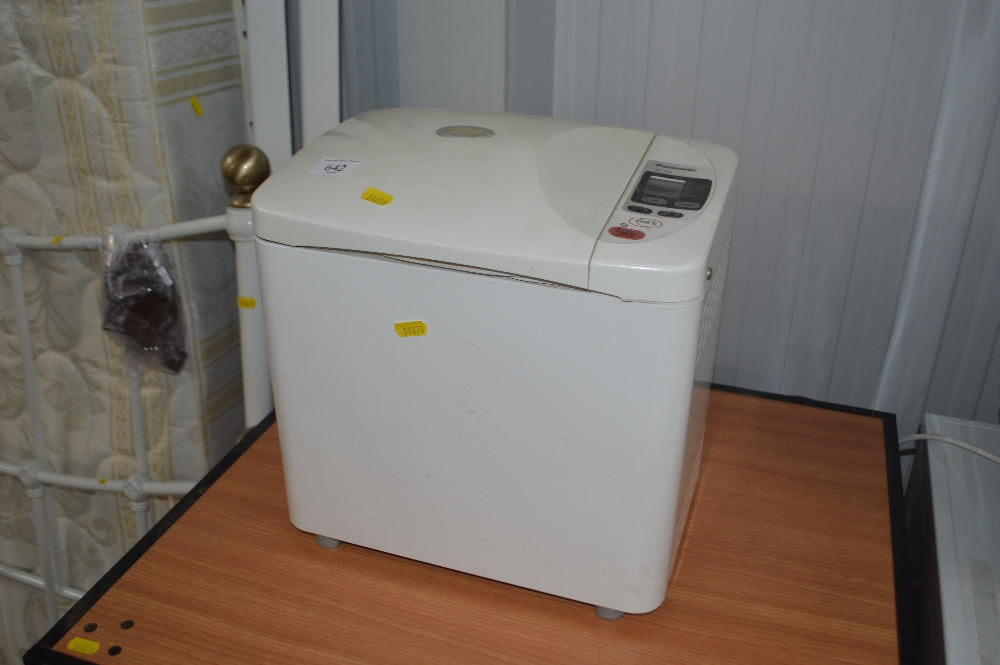 Lot 642 - A Panasonic bread maker