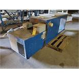 DONALDSON TORIT PORTABLE DUST COLLECTOR, MODEL VS1200, 3,450 RPM, BOTTOM DISCHARGE