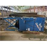 DONALDSON TORIT DOWNFLO DUST COLLECTOR, MODEL SDF-4, 7.5 HP, 3,450 RPM, 4 CANISTER FILTER