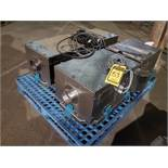 (2) STAINLESS STEEL THOREN BLOWER BOXES WITH S/S FILTER BOX