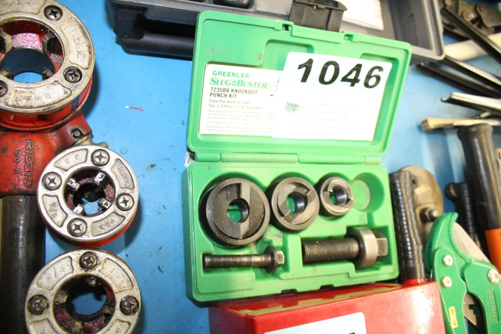 GREENLEE 7235BB KNOCKOUT PUNCH KIT