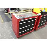 "TOOL SHOP 27"" X 17"" X 32"" PORTABLE TOOLCHEST"