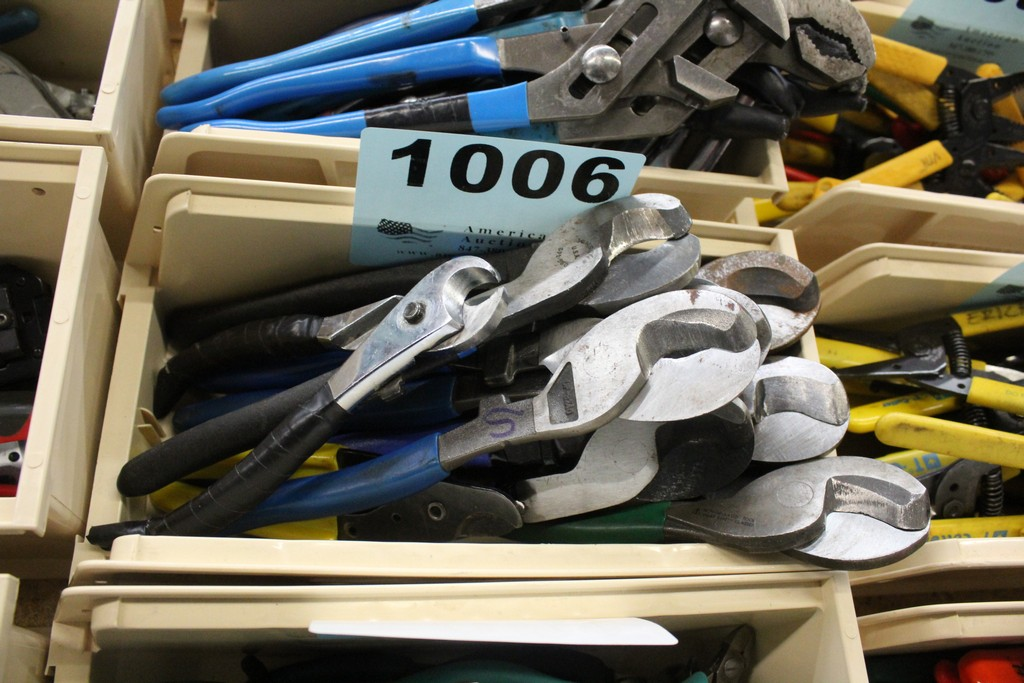 (10) CABLE CUTTERS