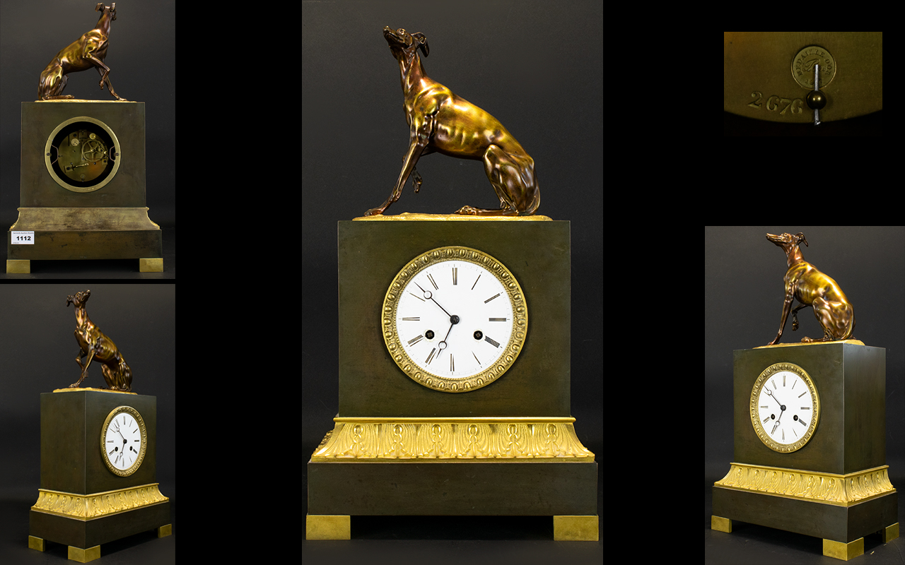 Lot 1117 - French Mid 19th Century Impressive Gilt