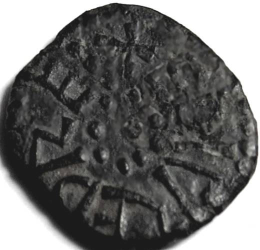 Lot 31 - Anglo Saxon, Kings of Northumbria, AETHELRED [841-50] STYCA. +EDILIFD RE:, pellet in circle of