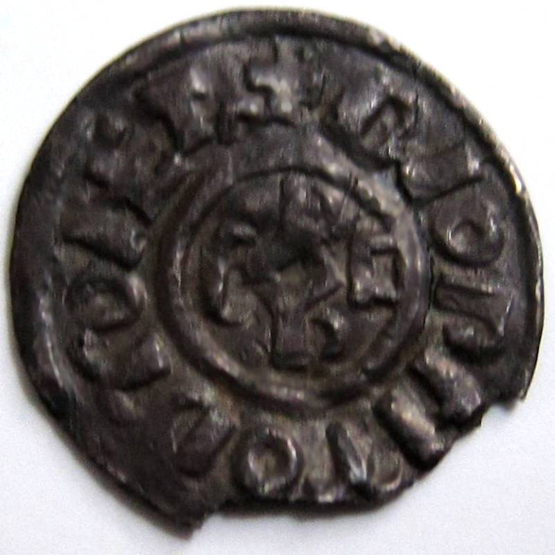 Lot 54 - Anglo Saxon, Kings of Wessex, ECGBERHT [802-39] PENNY. Portrait type – Dorob C – Canterbury mint –