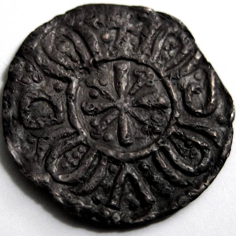 Lot 50 - Anglo Saxon, Kings of Mercia, OFFA [757-96] PENNY. Portrait type - Light coinage - London mint -