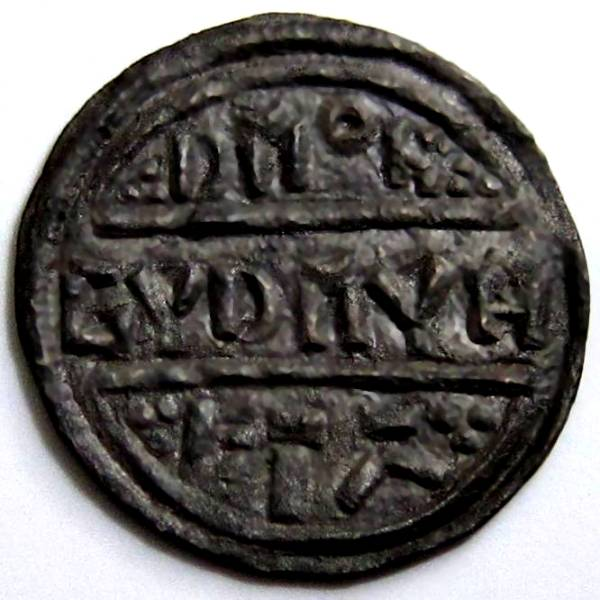 Lot 55 - Anglo Saxon, Kings of Mercia, BURGRED [852-74] PENNY. Portrait coin, late phase, moneyer – Guthmund.
