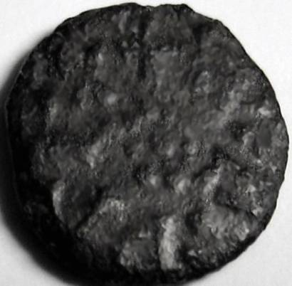 Lot 49 - Anglo Saxon, Kings of Northumbria, UNUSUAL STYCA. +EPELrEP rEX, pellets in centre; rev. +EAPINNE,