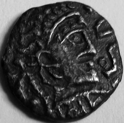 Lot 2 - Anglo Saxon, EARLY SCEAT [c.675-760] by THRYMSA moneyers. Vanimundus type B, silver, bust right,