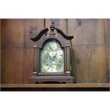 Reproduction mantle clock
