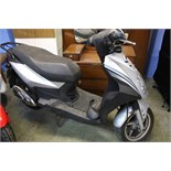A 'Symply' 125 Scooter