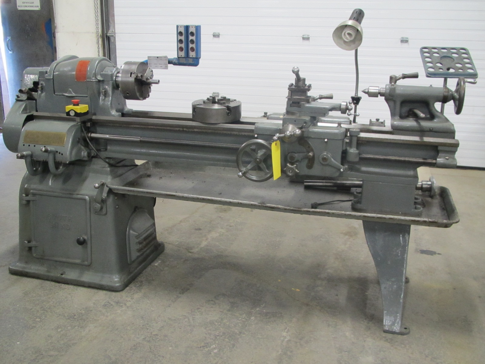 South Bend Engine Lathe 14 5