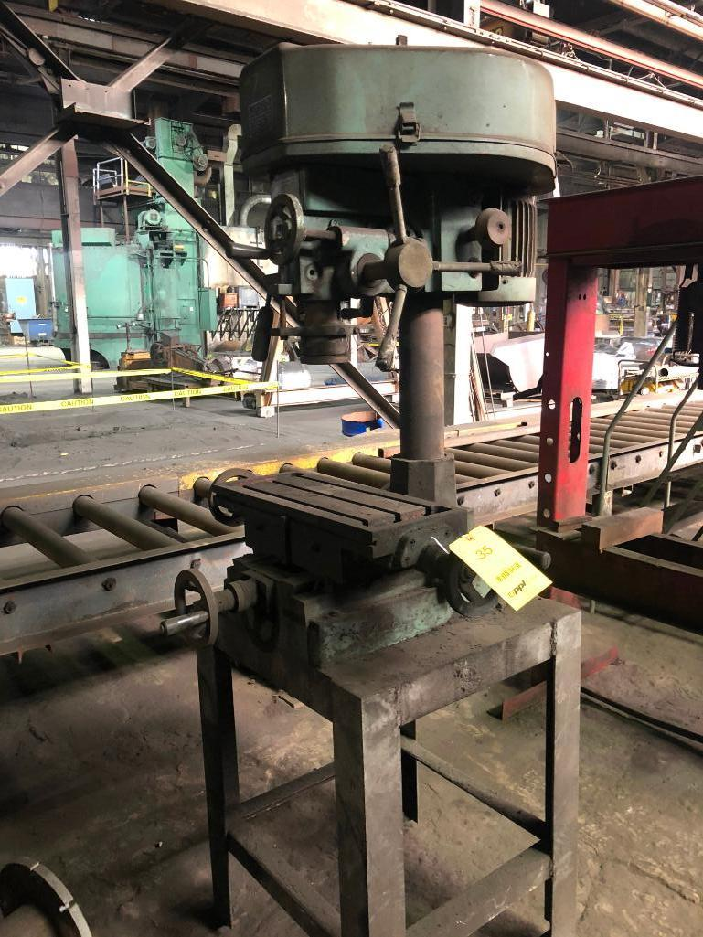 Lot 35 - Jet 16 Drilling and Milling Machine